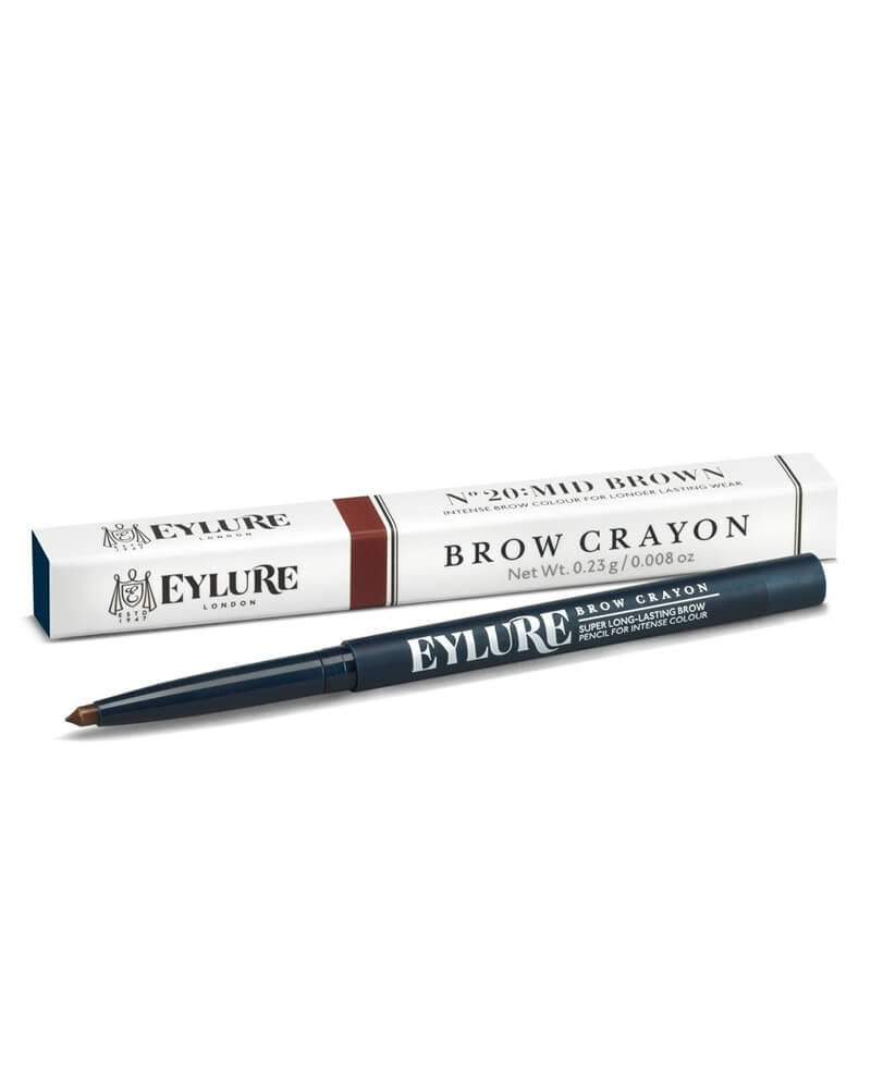Eylure Brow Crayon No. 20 Mid Brown