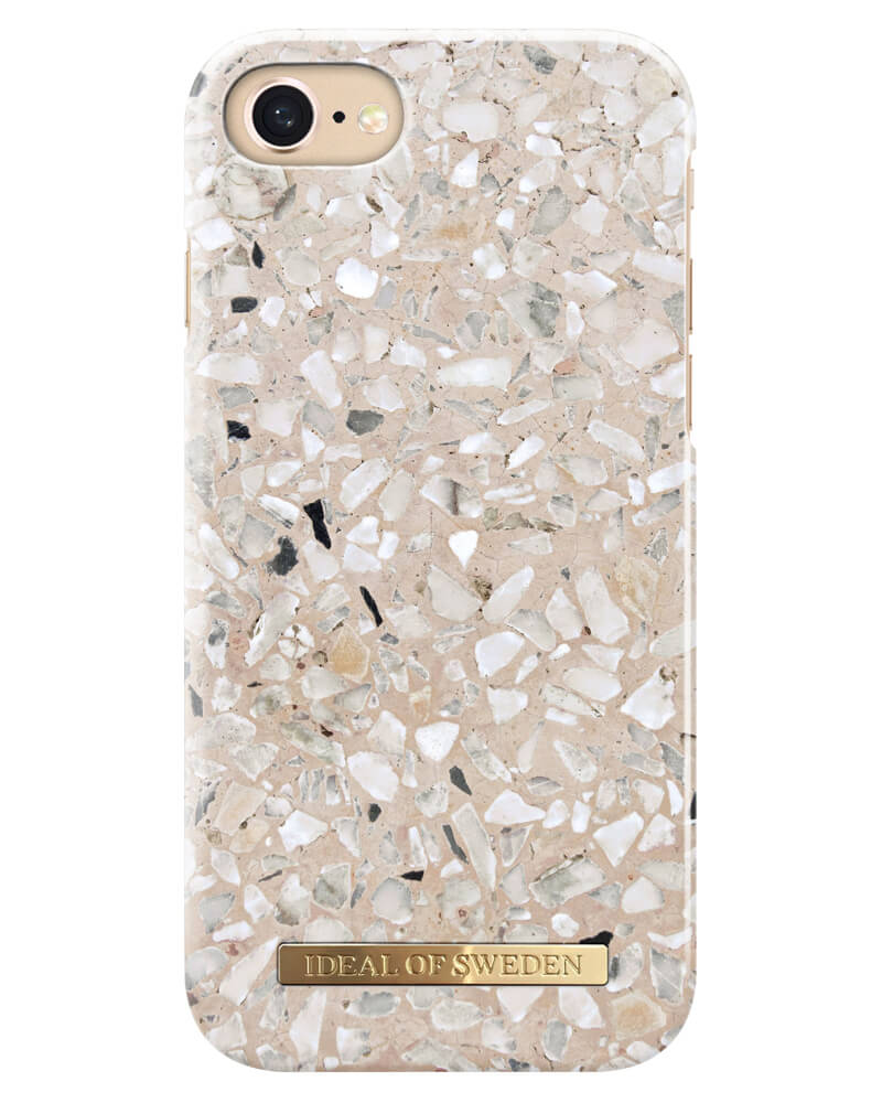 iDeal Of Sweden Cover Greige Terazzo iPhone 6/6S/7/8