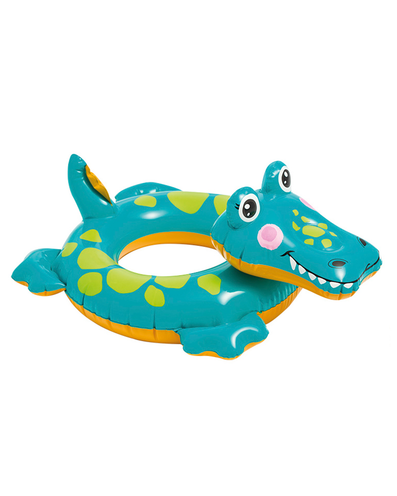 Intex Deluxe Animal Ring Crocodile