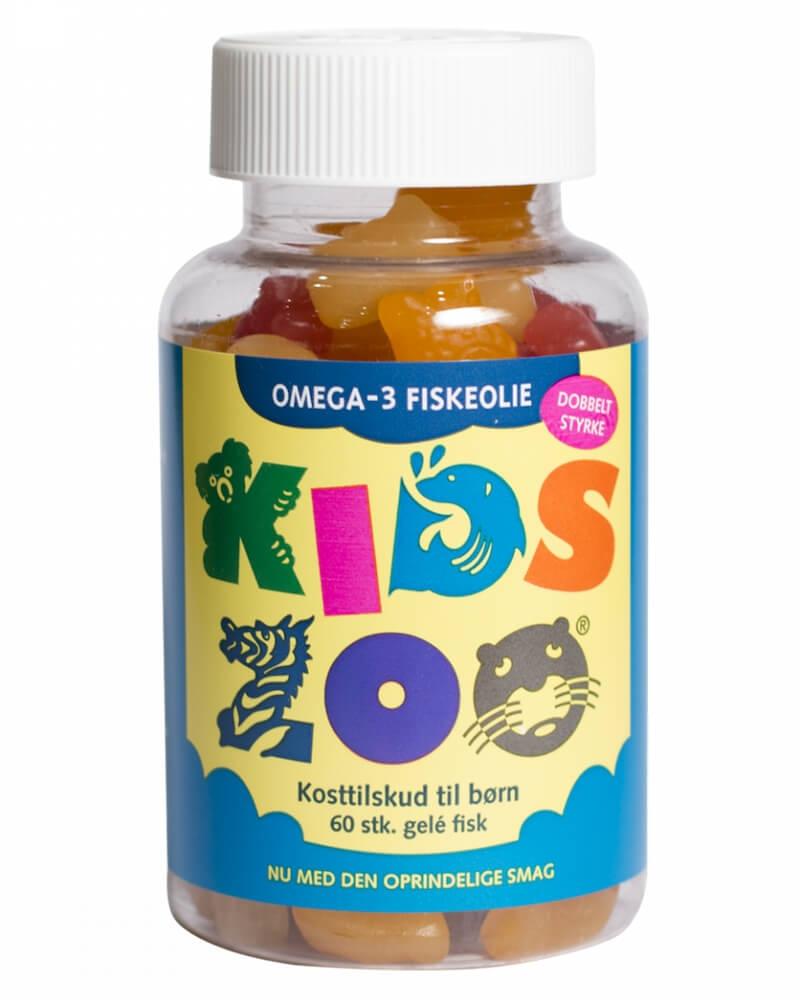 Kids Zoo Omega-3 Fiskeolie