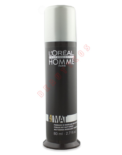 Loreal Homme MAT - voks - 80 ml