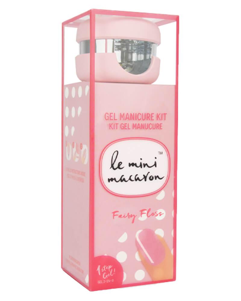 Le Mini Macaron Gel Manicure Kit Fairy Floss 10 ml