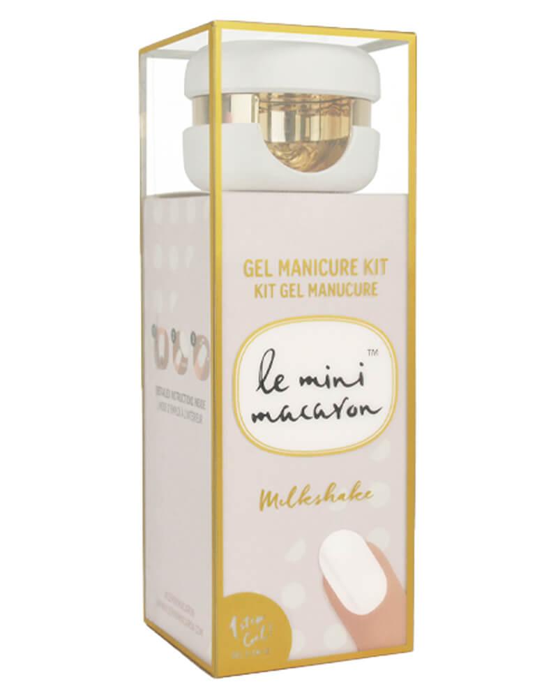 Le Mini Macaron Gel Manicure Kit Milkshake 10 ml