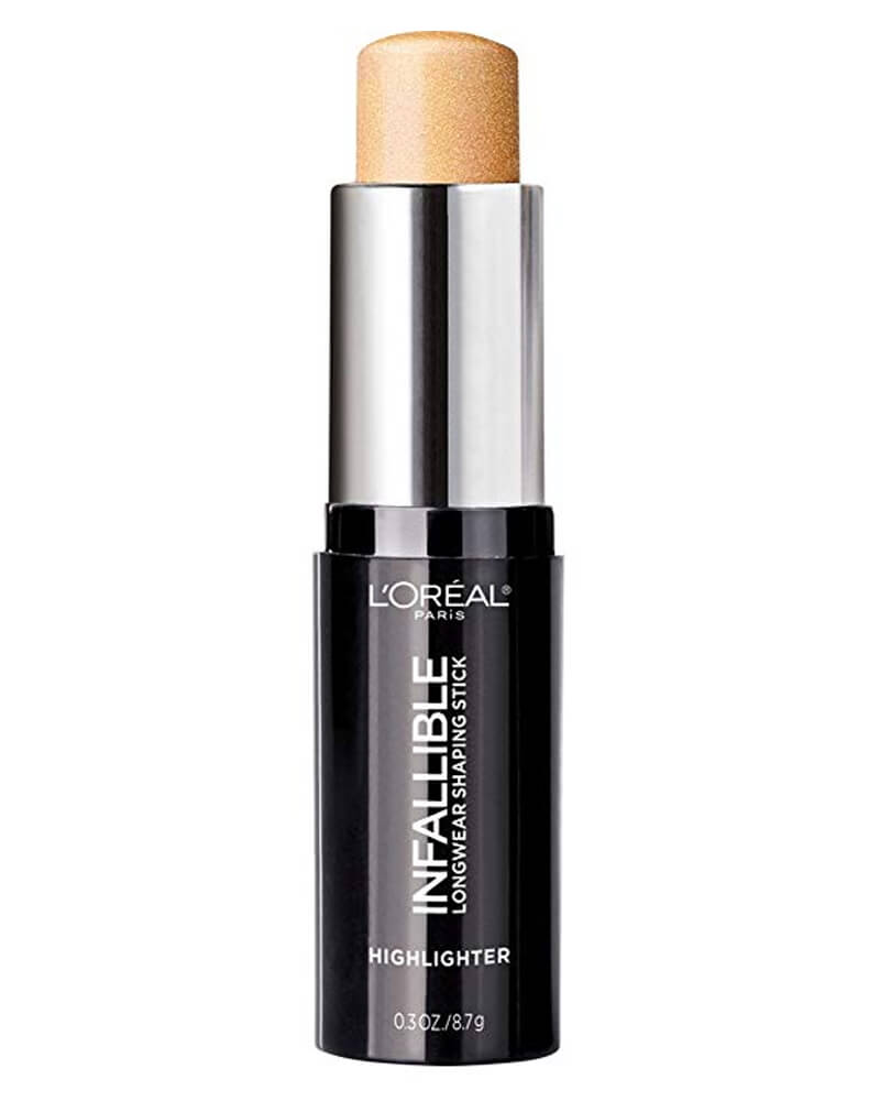 Loreal Infaillible Highlighter Stick - 502 Gold Is Cold 9 g