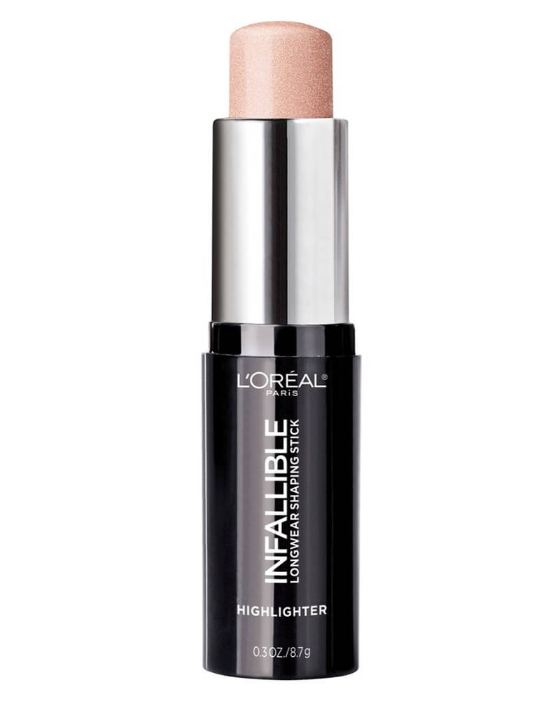 Loreal Infaillible Highlighter Stick - 503 Slay In Rose 9 g