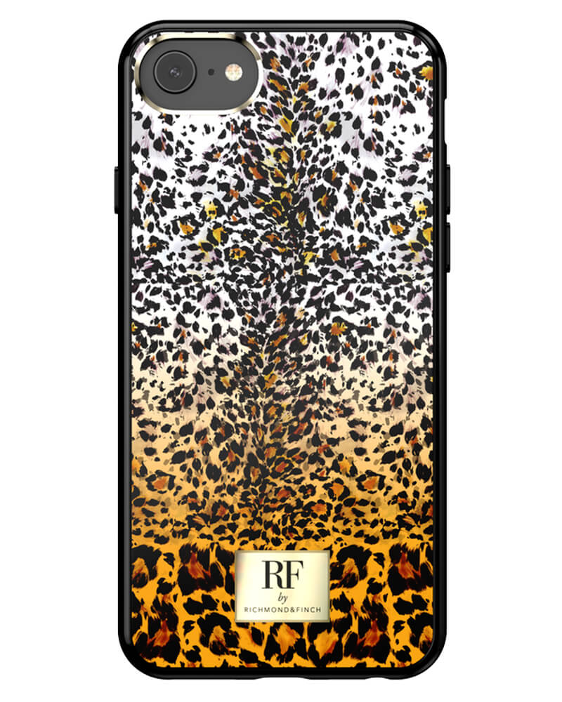 RF By Richmond And Finch Fierce Leopard iPhone 6/6S/7/8 Cover
