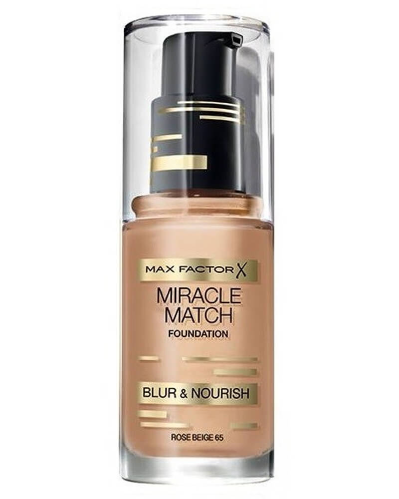 Max Factor Miracle Match Foundation Rose Beige 65 30 ml