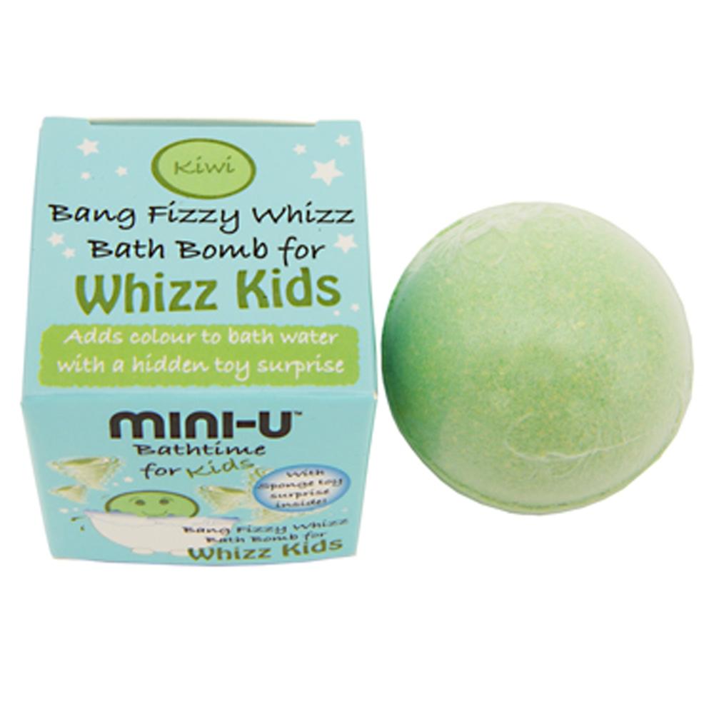 MINI-U Bath Bomb for Whizz Kids Kiwi