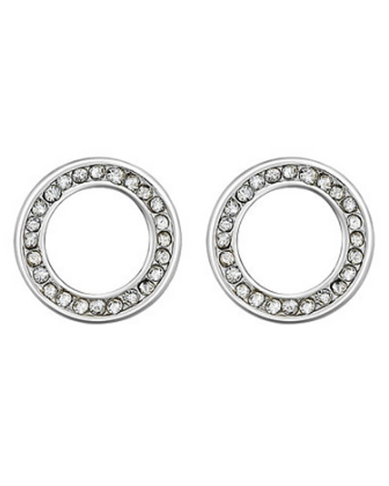 Everneed Crystal - Silver with white zirconia