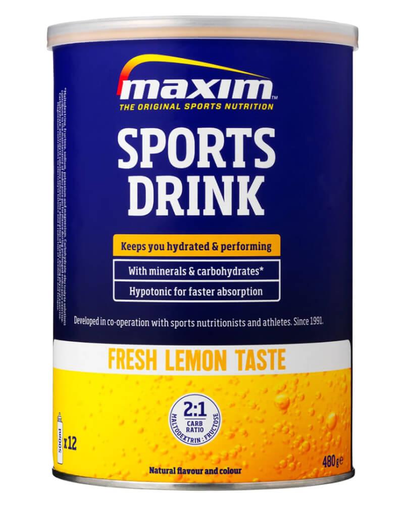 Maxim Sports Drinks Fresh Lemon 480 g