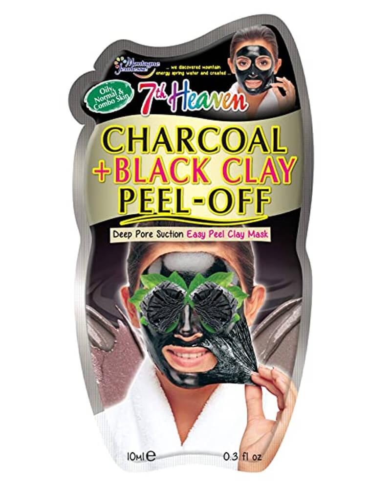 7th Heaven Charcoal + Black Clay Peel Off 10 ml