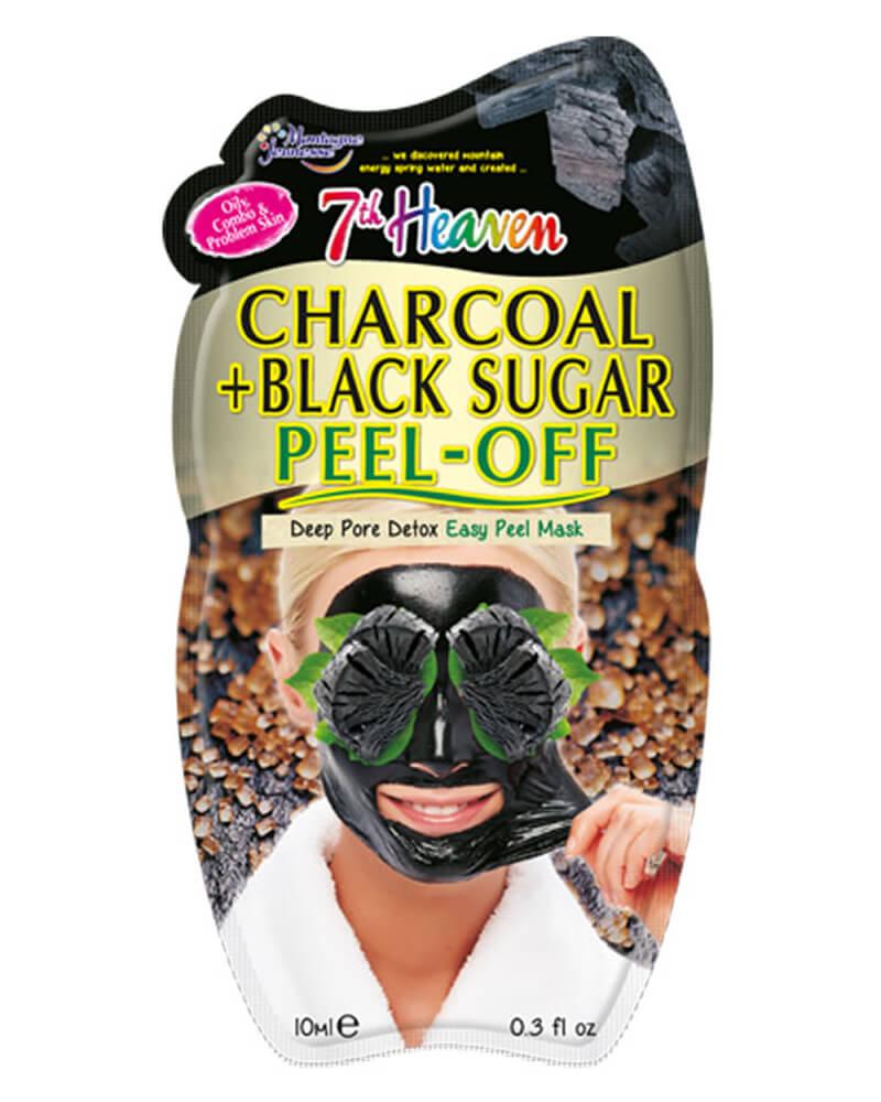 7th Heaven Charcoal + Black Sugar Peel Off 10 ml
