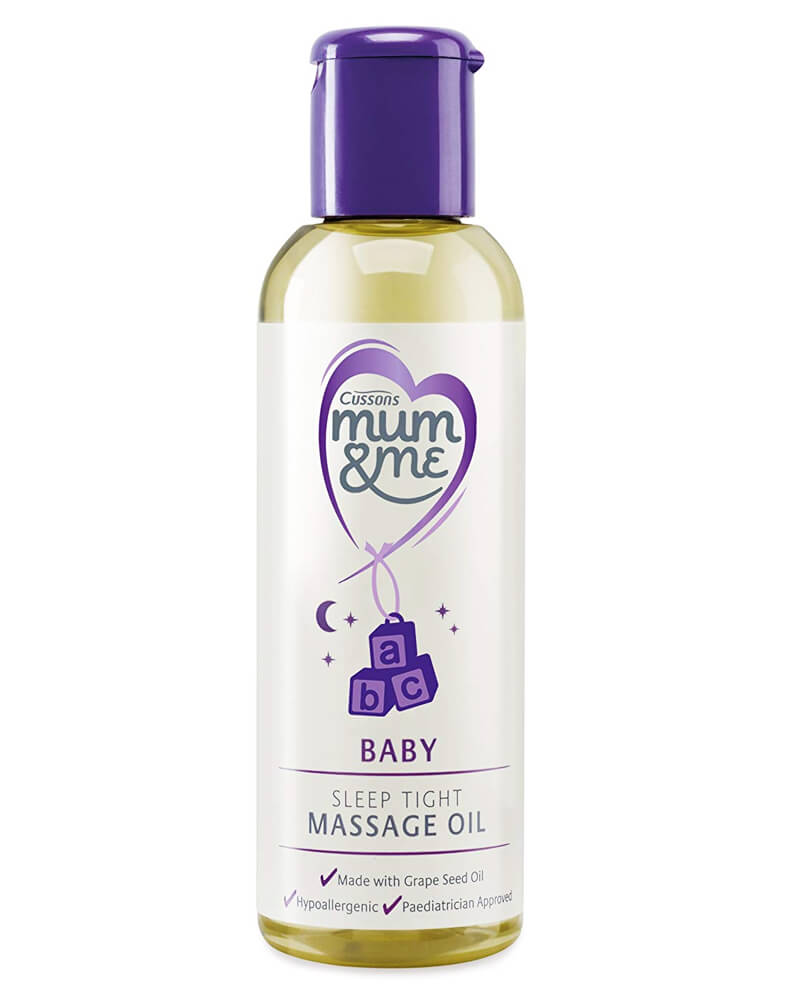 Mum & Me Baby Sleep Tight Massage Oil 100 ml