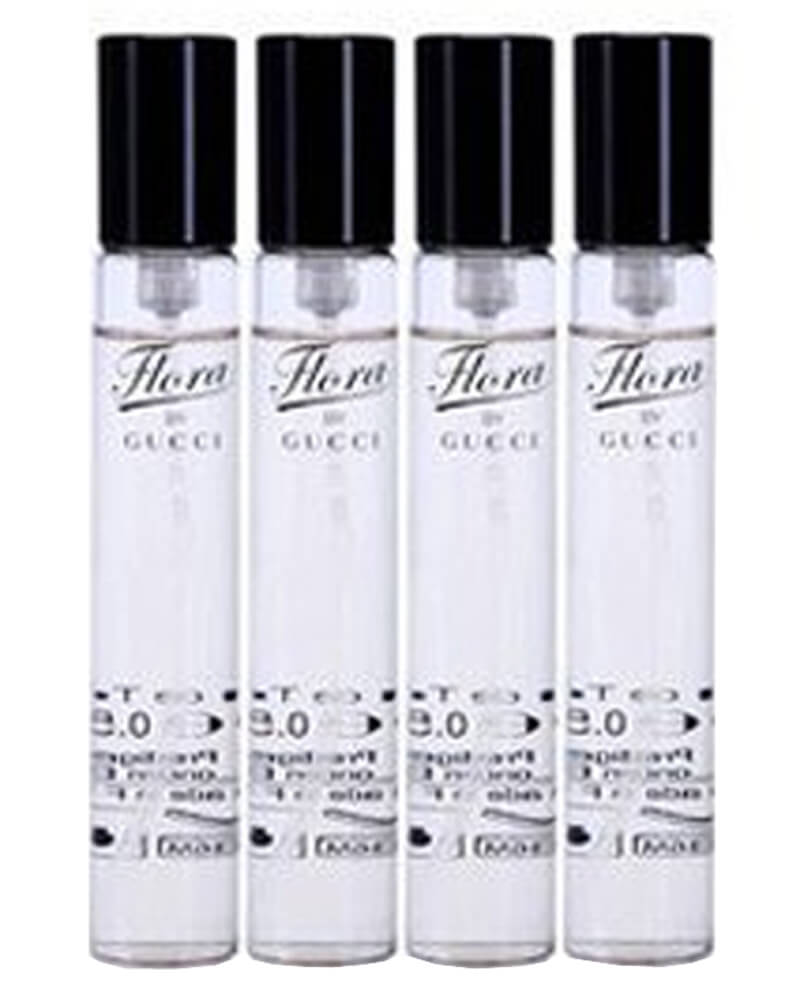 Gucci Flora Purse Spray Refills EDT 4x15ml* 15 ml