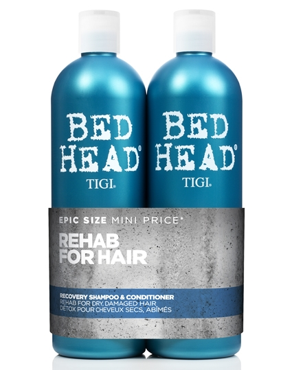 Tigi antidotes Recovery Duo pack without Pump 750 ml