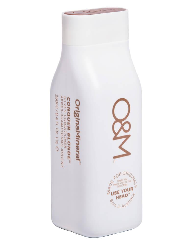 O&M Conquer Blonde Silver Conditioner (U) 250 ml