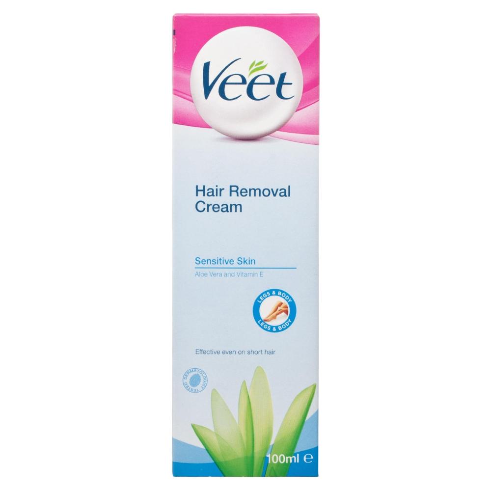 Veet Hair Removal Cream - Sensitive Skin 100 ml