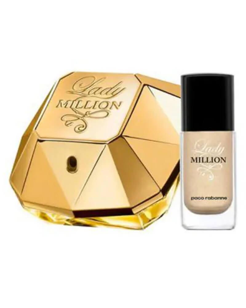 Paco Rabanne Lady Million EDP Gift Box 50 ml