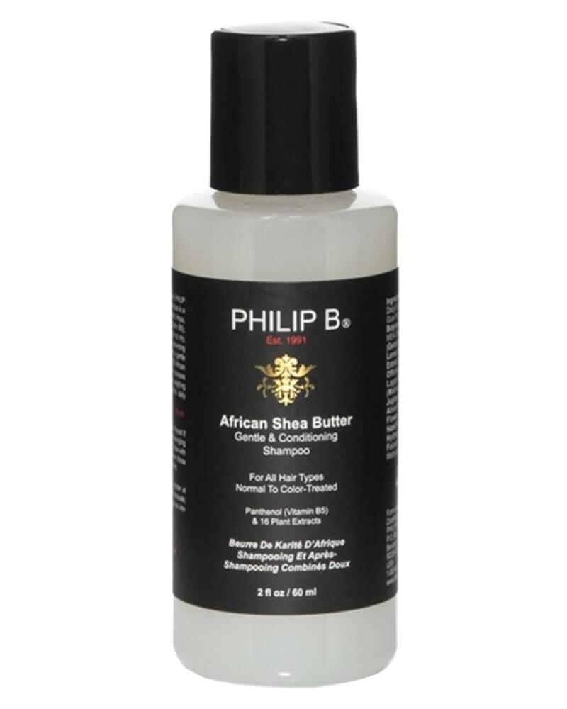 Philip B African Shea Butter Shampoo (U) 60 ml