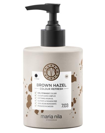 Maria Nila Colour Refresh Brown Hazel (U) 300 ml