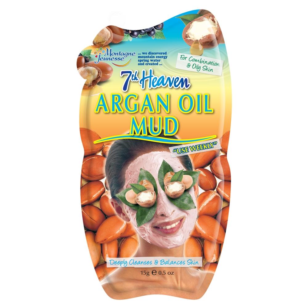 7th Heaven Argan Oil Mud 15 g