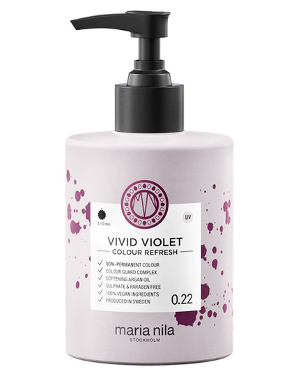 Maria Nila Colour Refresh Vivid Violet 300 ml