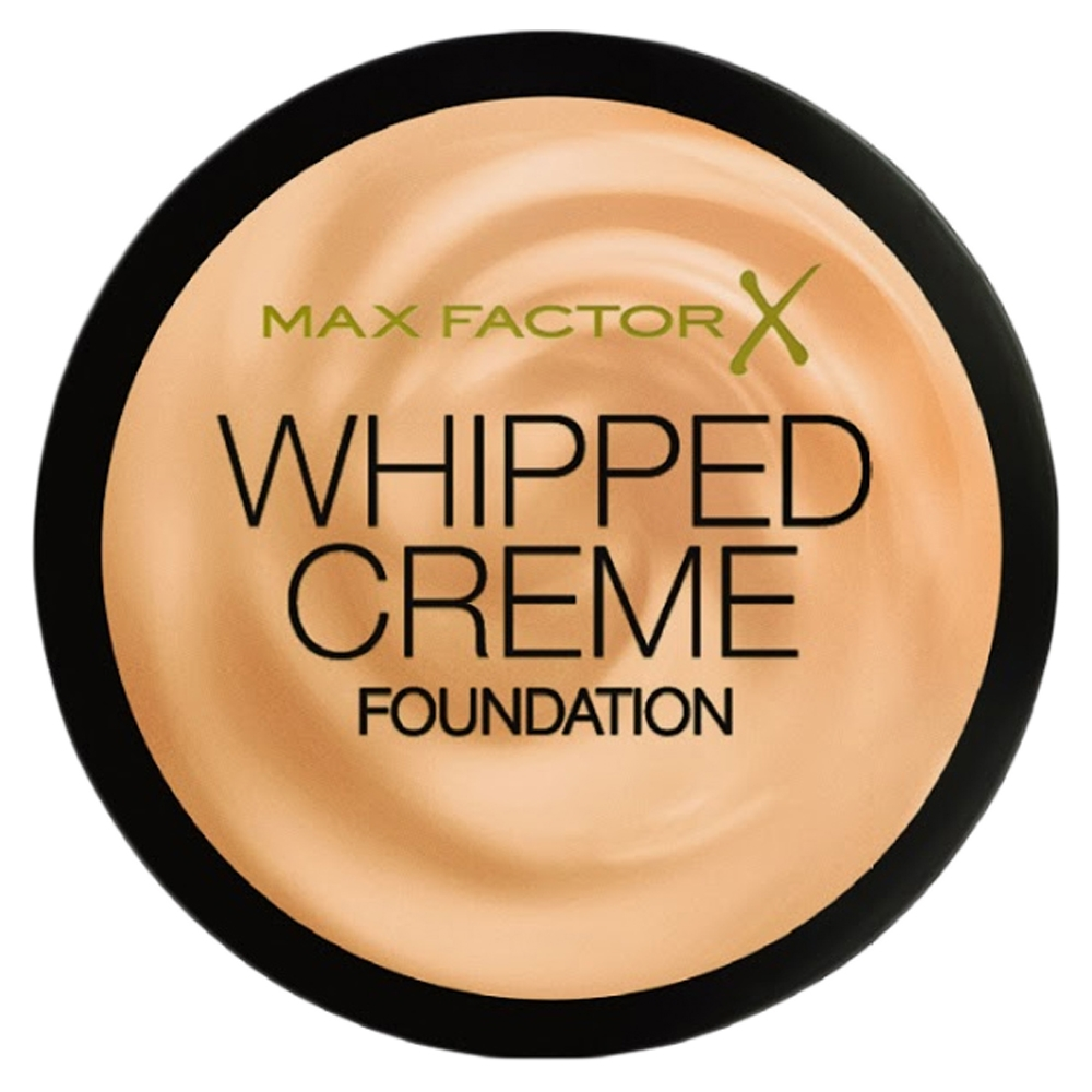 Max Factor Whipped Creme Foundation - 45 Warm Almond 18 ml