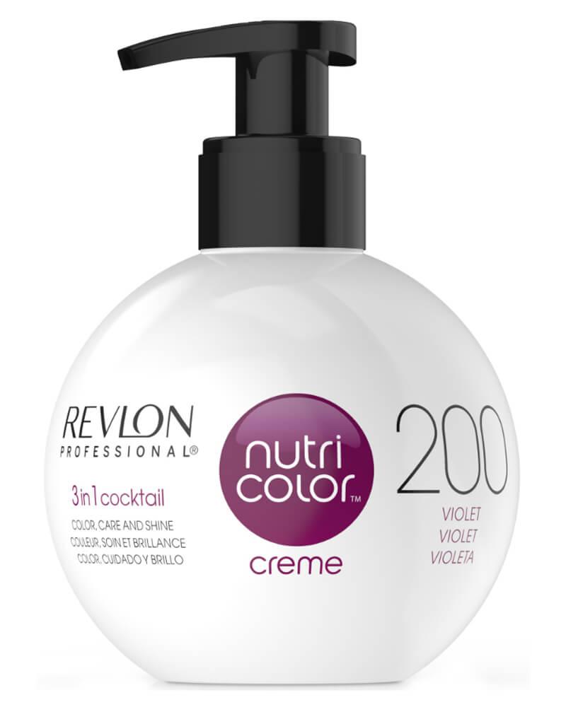 Revlon Nutri Color 200 Violet 270 ml