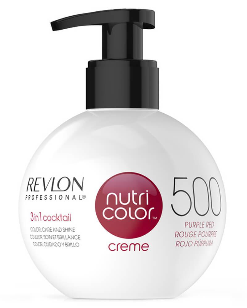 Revlon Nutri Color 500 Purple Red 270 ml