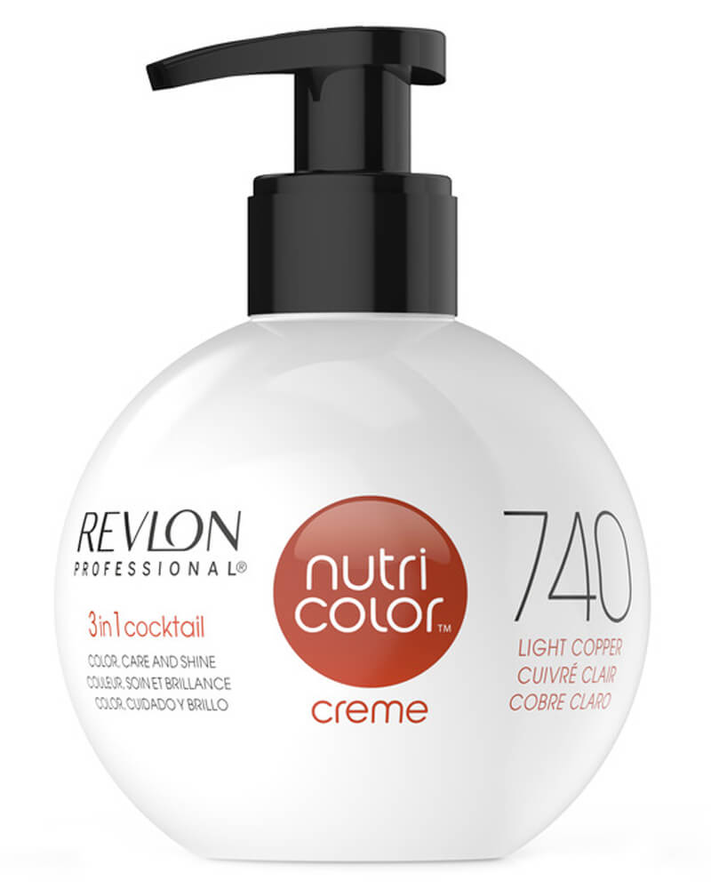 Revlon Nutri Color 740 Light Copper 270 ml