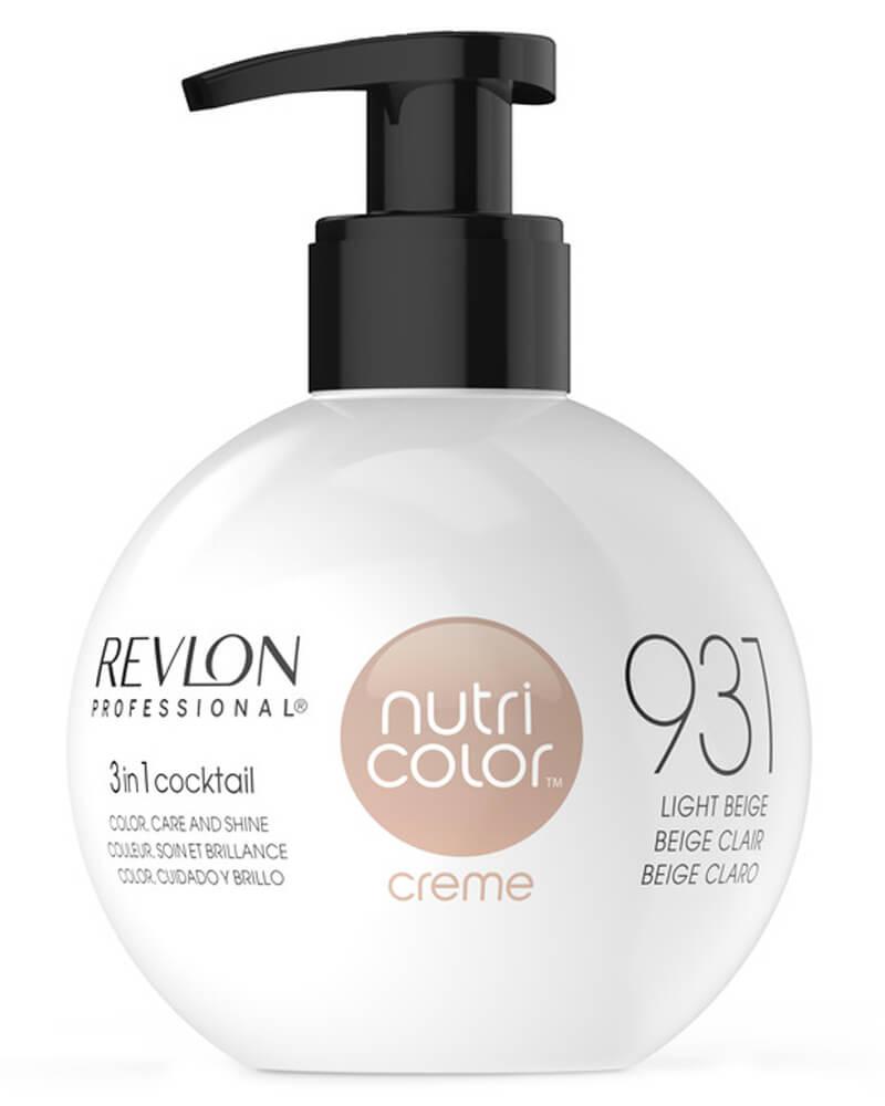 Revlon Nutri Color 931 Light Beige 270 ml