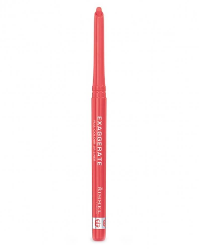 Rimmel Exaggerate Full Colour Lip Liner - Peachy Beachy