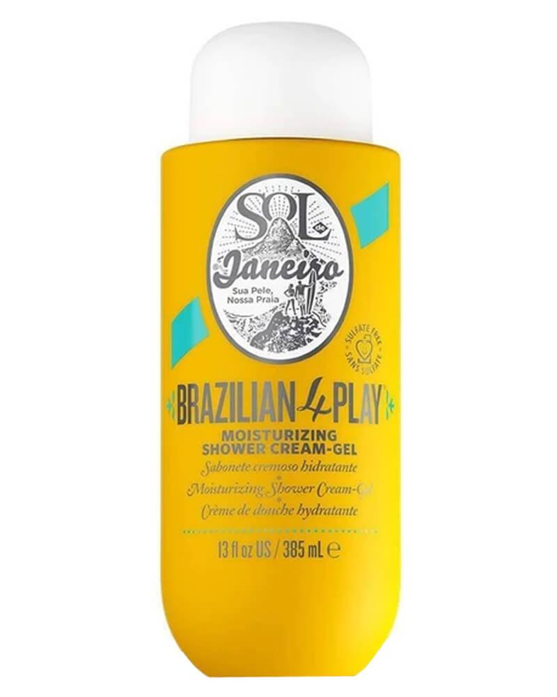 Sol De Janeiro Brazilian 4 Play Moisturizing Shower Cream-Gel 385 ml