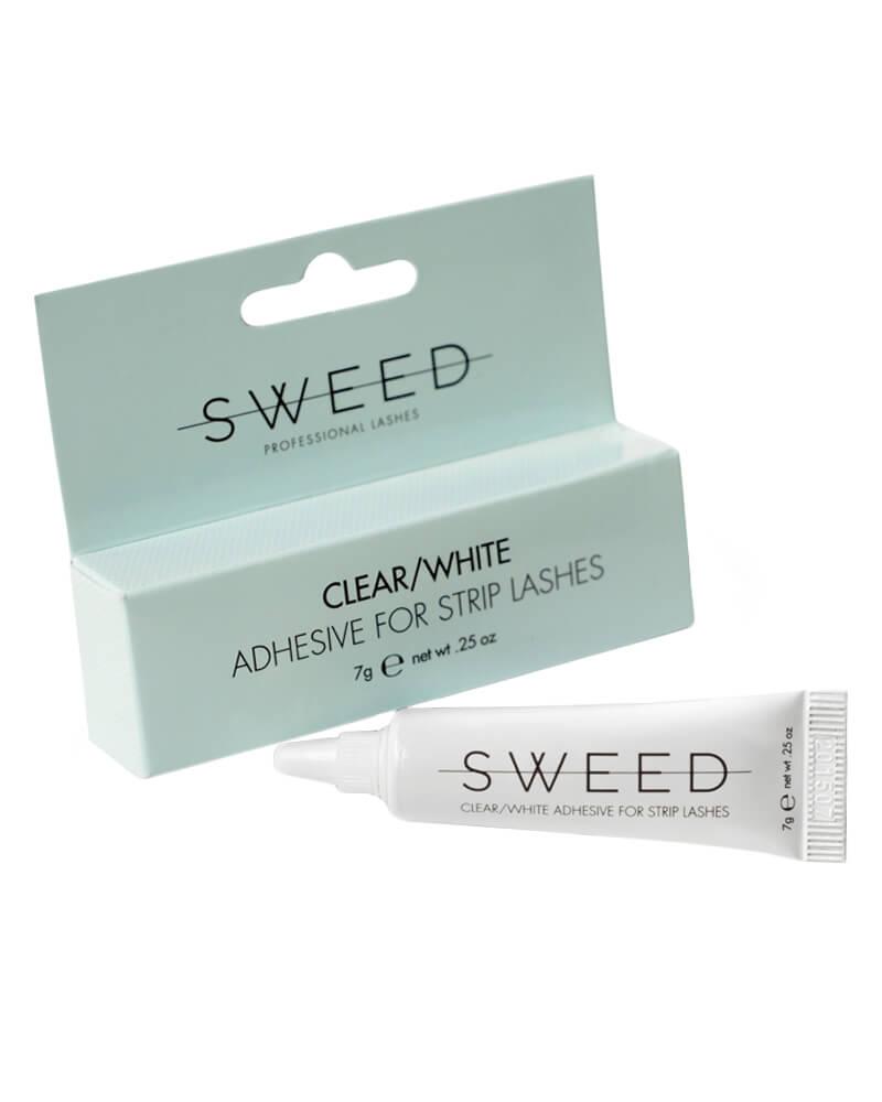 Sweed Clear/White Adhesive (U)