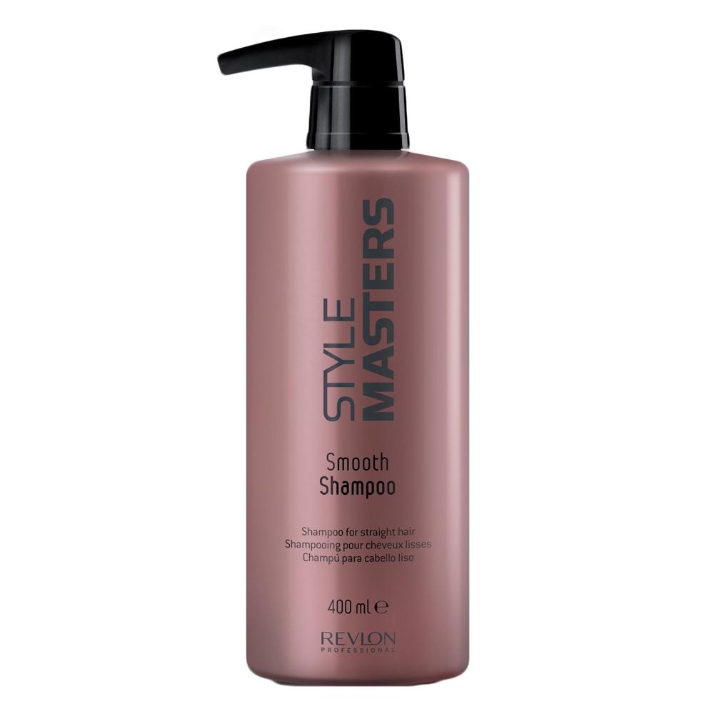 Revlon Style Masters Smooth Shampoo (U) 400 ml
