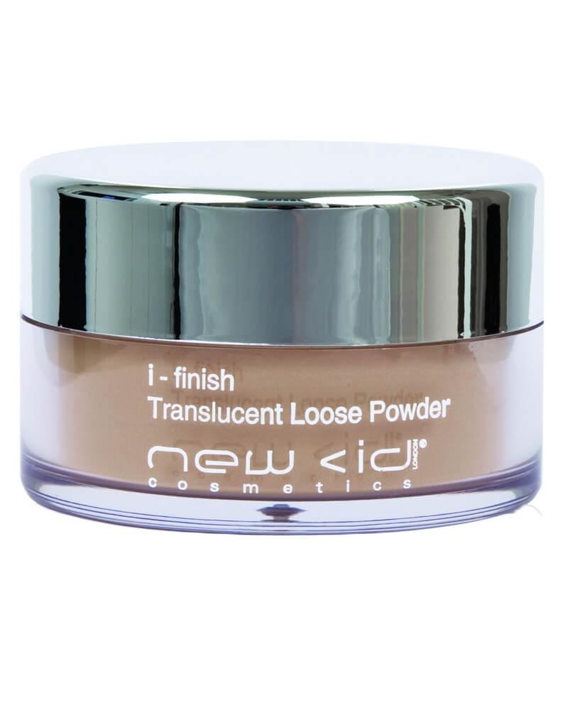 New Cid i-finish Translucent Loose Powder - Dark 1002