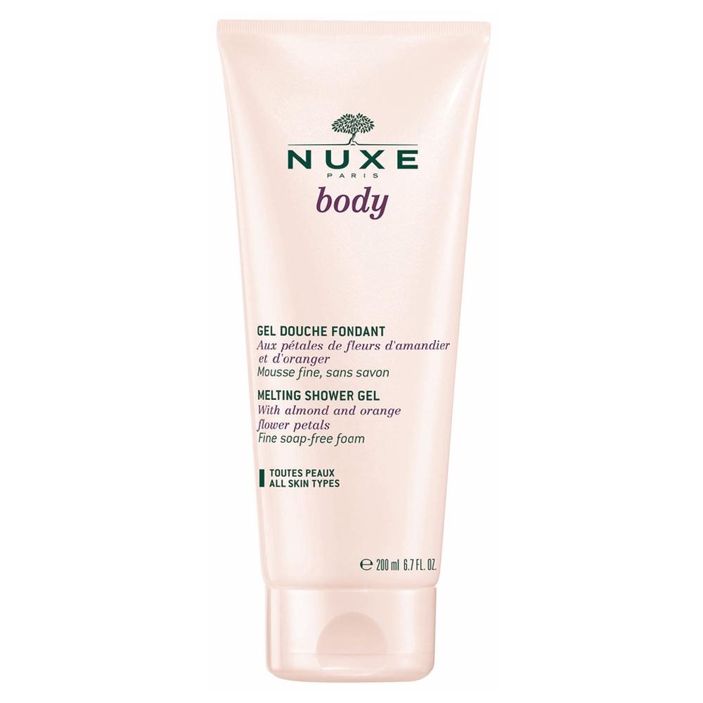 Nuxe Body Melting Shower Gel 200 ml