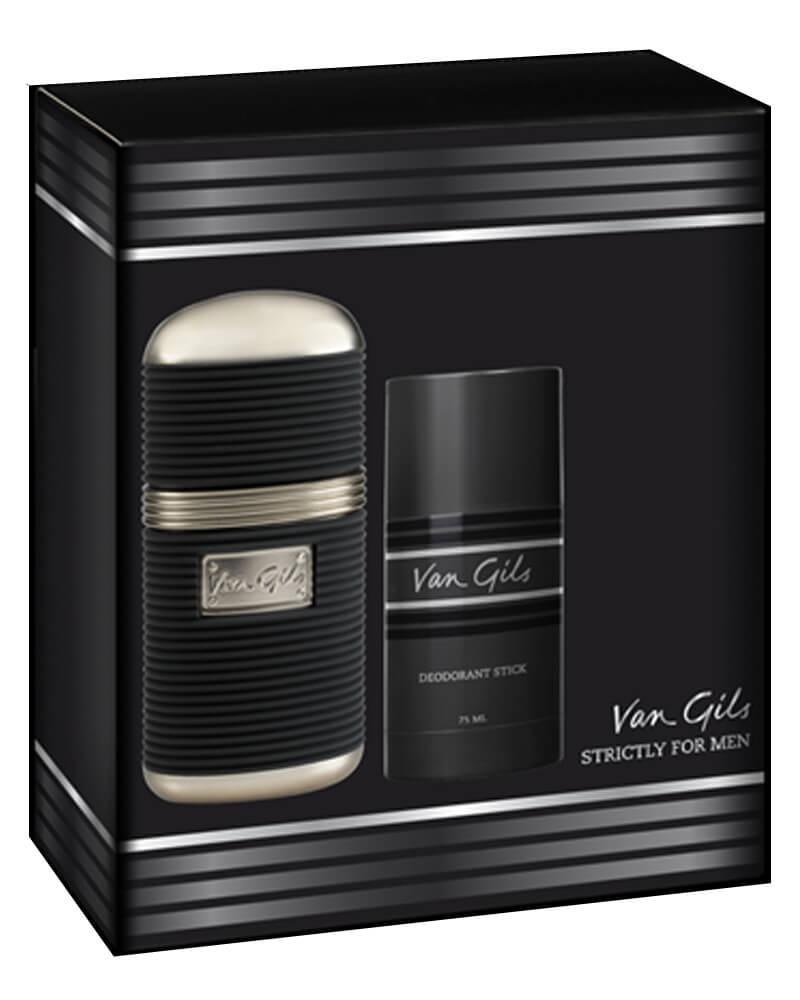 Van Gils Strictly For Men Gavesæt 40 ml