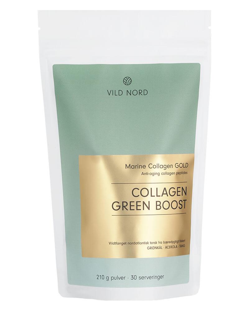 Vild Nord Collagen Green Boost 210 g