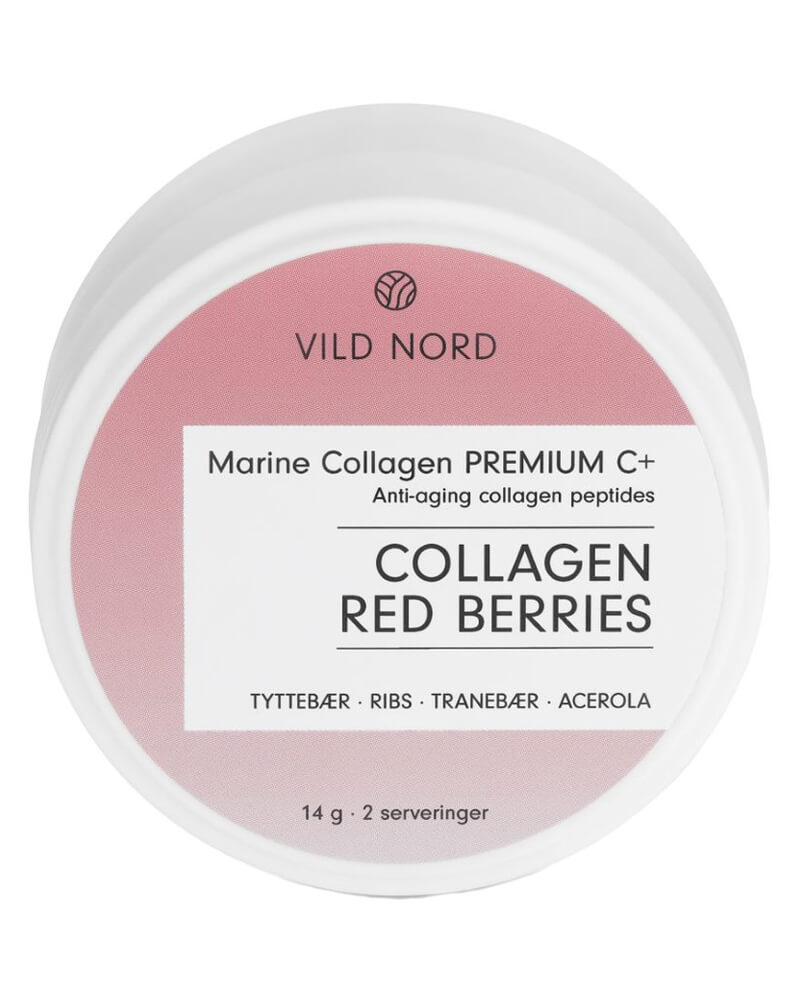 Vild Nord Collagen Red Berries 14 g