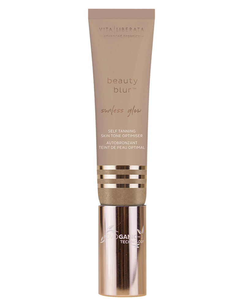 Vita Liberata Beauty Blur Sunless Glow Self Tanning Skin Tone Optimising CC Cream Latte 30 ml