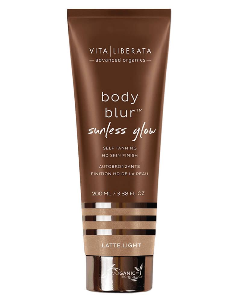 Vita Liberata Body Blur Sunless Glow Latte Light 100 ml
