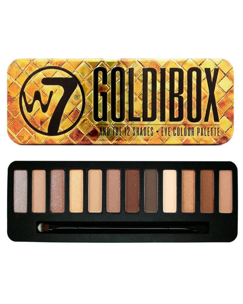 W7 Goldibox Palette 15 g
