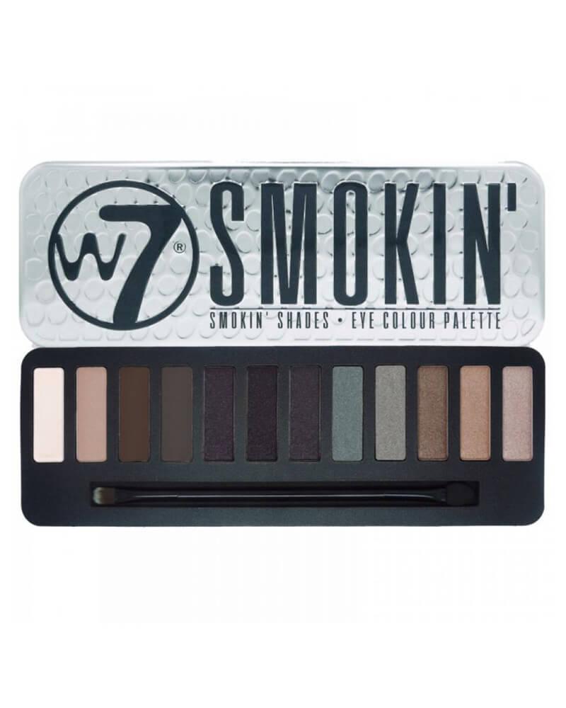 W7 Smokin Shades Palette 15 g
