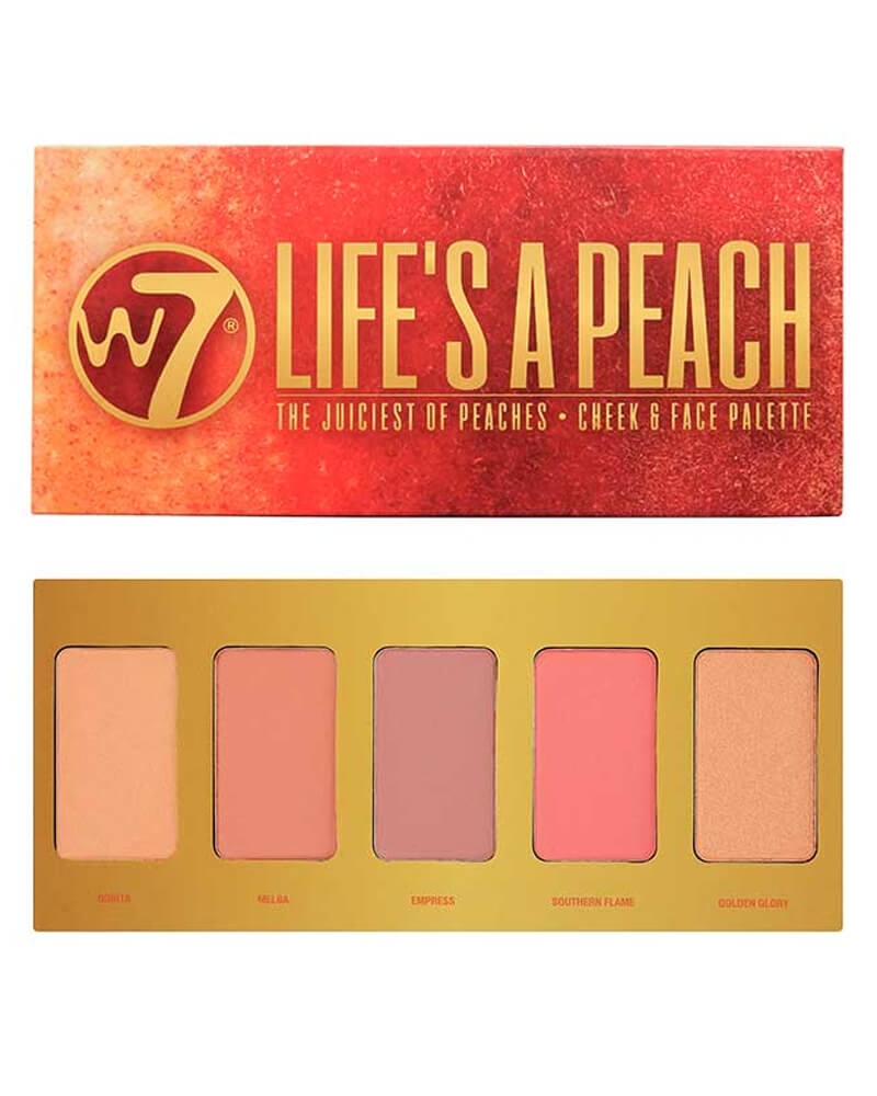 """W7 Life""""s a Peach The Sweetest Of Peaches 9 g"""