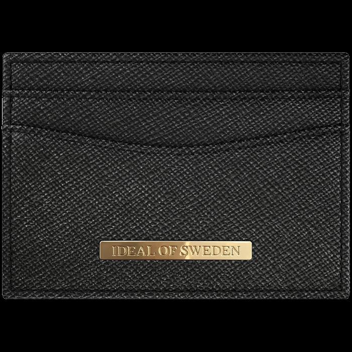 iDeal Of Sweden Card Holder - Saffiano Black