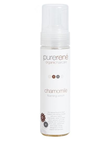 Purerené Chamomile Foaming Serum 200 ml