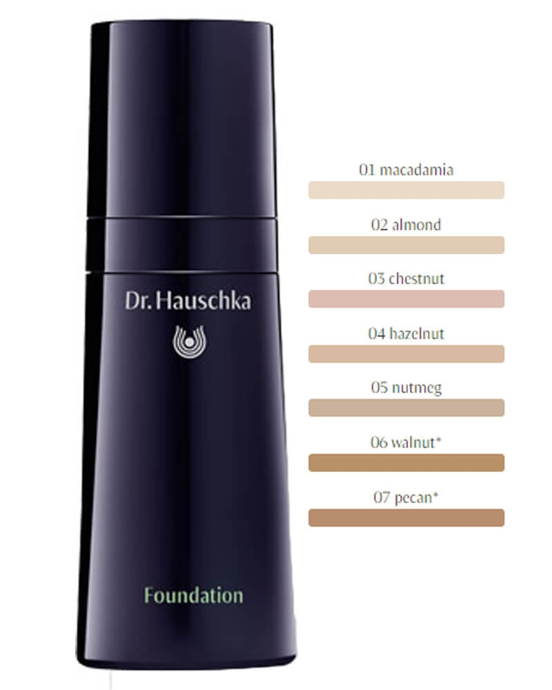 Dr. Hauschka Foundation 01 Macadamia (N) 30 ml