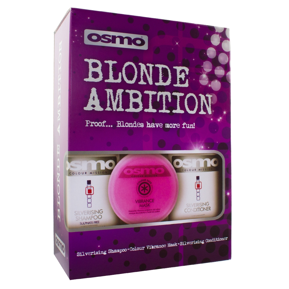 Osmo Blond Ambition Gavesæt