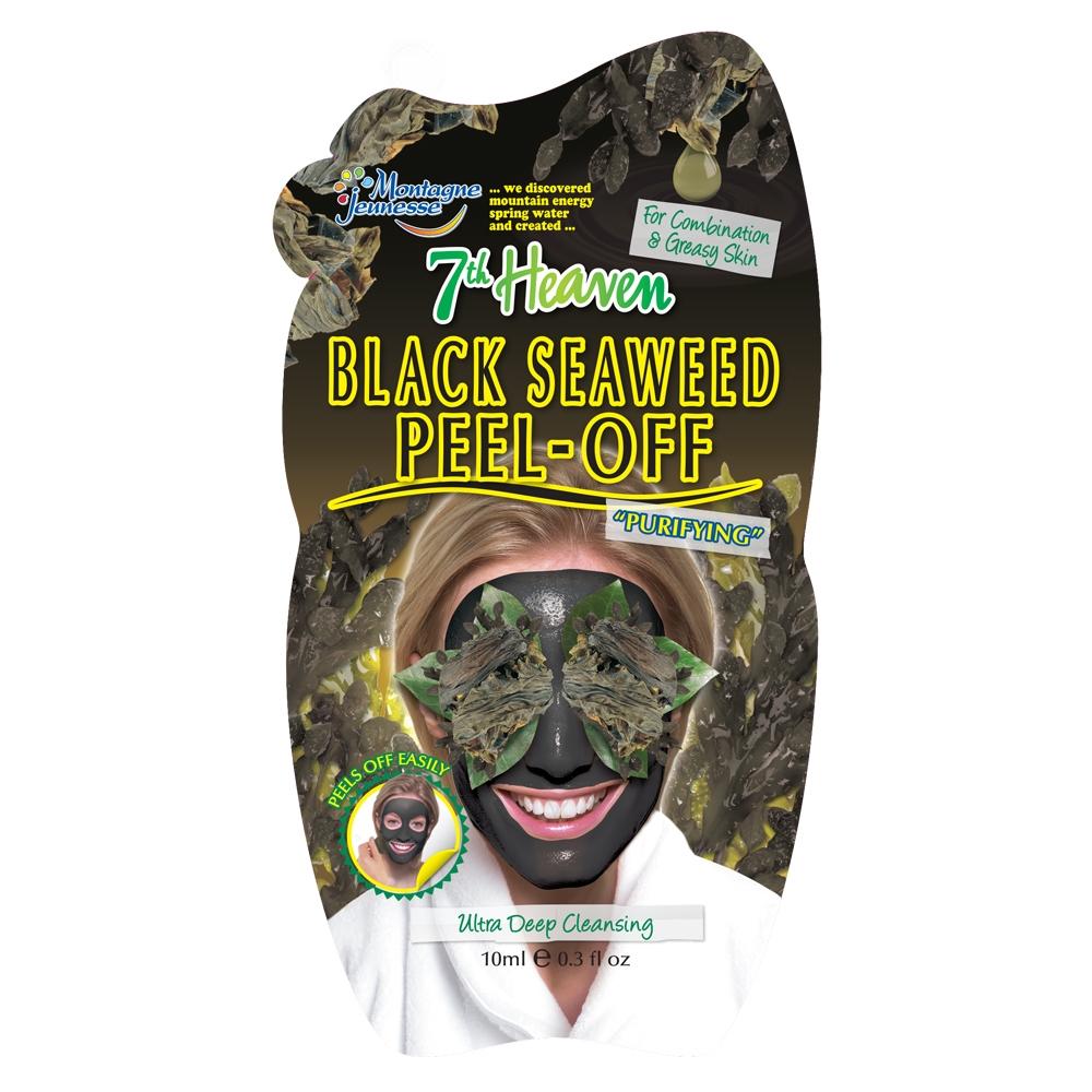 7th Heaven Black Seaweed Peel-Off 10 ml